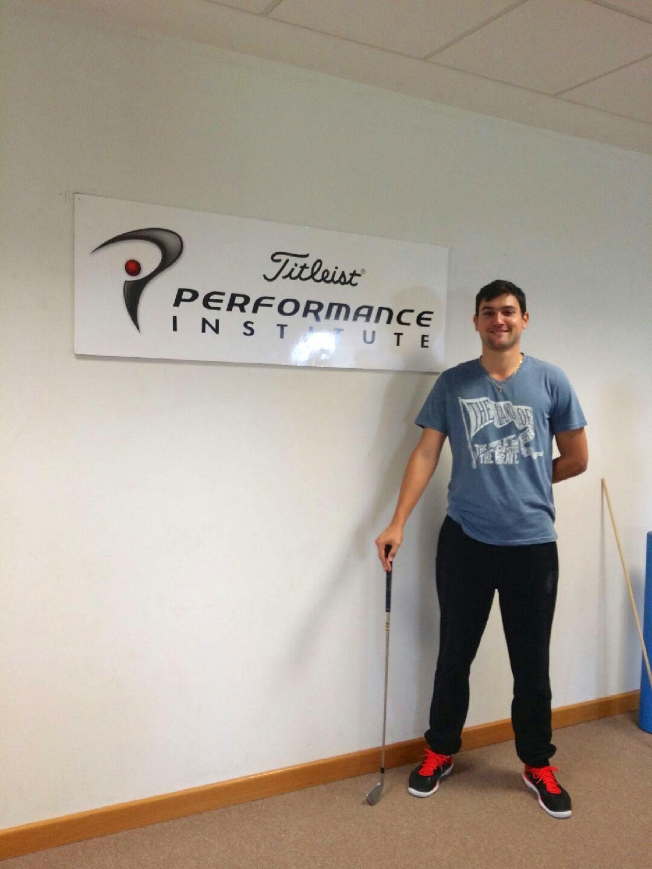 Titleist performance institute training tpi fitness coach xflitez Images